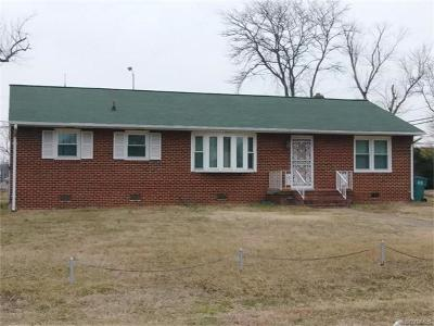 Henrico Single Family Home For Sale: 4800 Colwyck Drive