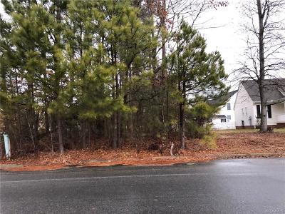 Colonial Heights VA Residential Lots & Land For Sale: $62,500