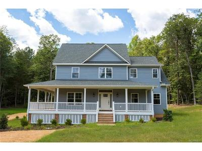 Powhatan County Single Family Home For Sale: 3125 French Hill Drive