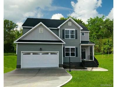 Chester Single Family Home For Sale: 4249 Wells Ridge Court