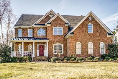 Glen Allen Single Family Home For Sale: 11733 Lincolnshire Court