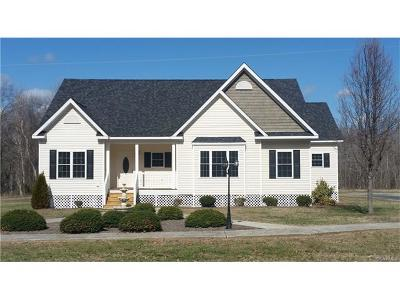 Farmville Single Family Home For Sale: Lee Drive