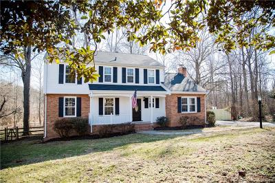 Henrico Single Family Home For Sale: 1401 Westshire Lane