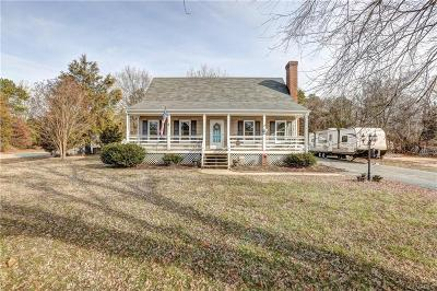 King William County Single Family Home For Sale: 386 La Mae Circle