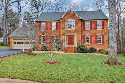 Henrico Single Family Home For Sale: 3605 Milbrier Place