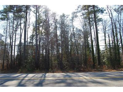 Chesterfield Residential Lots & Land For Sale: 8901 Reams Road