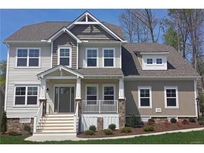 New Kent Single Family Home For Sale: 7510 Winding Jasmine Road
