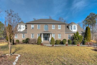 South Chesterfield Single Family Home For Sale: 1301 Majestic Creek Court