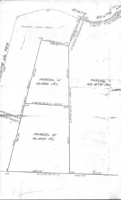 Powhatan Residential Lots & Land For Sale: Duke Road
