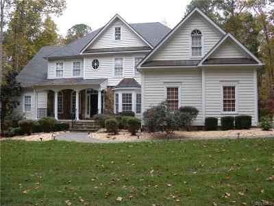 Chesterfield Single Family Home For Sale: 13512 Corapeake Place