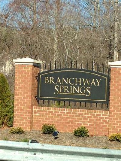 Powhatan Residential Lots & Land For Sale: 3776 Archies Way