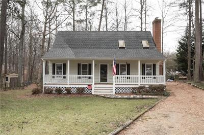 Chesterfield County Single Family Home For Sale: 4603 Mason Dale Way