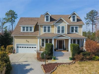 Chesterfield County Single Family Home For Sale: 2324 Millcrest Terrace
