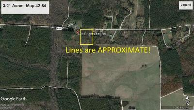 Lawrenceville Residential Lots & Land For Sale: Bright Leaf Road