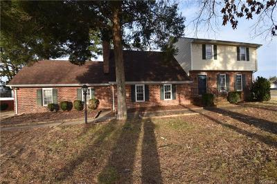 Single Family Home For Sale: 6500 Bald Eagle Court