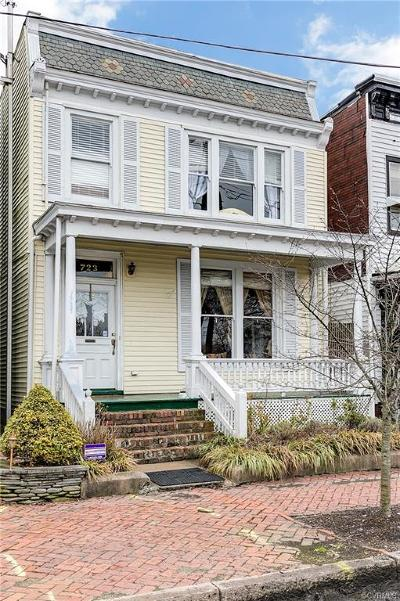 Richmond Single Family Home For Sale: 723 North 26th Street