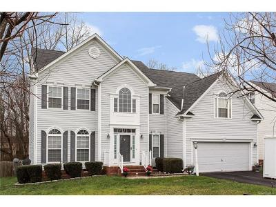 Henrico Single Family Home For Sale: 6316 Oakland Chase Place