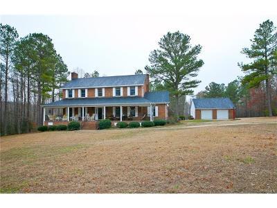 Henrico Single Family Home For Sale: 8586 Green Peace Lane