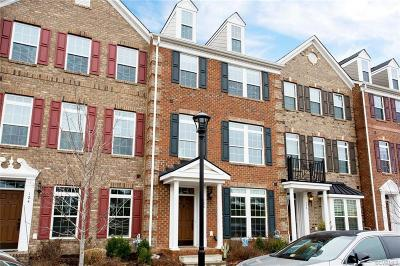 Henrico Condo/Townhouse For Sale: 122 Geese Landing #122