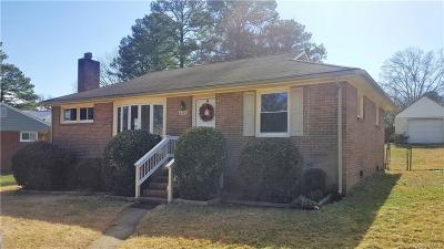 Henrico Single Family Home For Sale: 8203 Mayland Drive