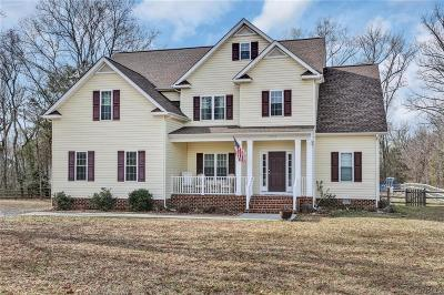 Henrico Single Family Home For Sale: 4905 Sweeney Circle