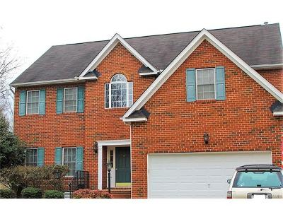Mechanicsville VA Single Family Home For Sale: $417,000