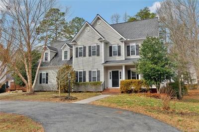 Henrico Single Family Home For Sale: 2628 Gayton Grove Road