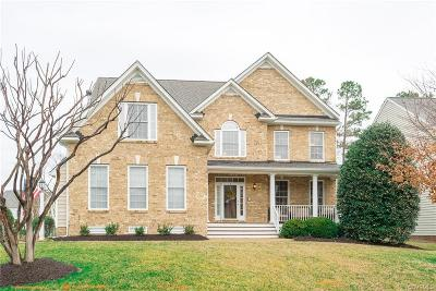 Glen Allen Single Family Home For Sale: 12048 Ivy Hollow Court