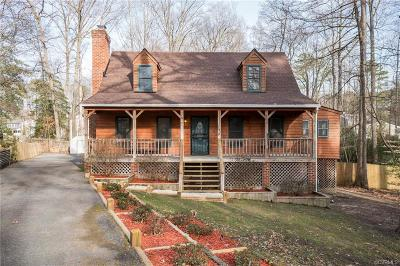 Chesterfield County Single Family Home For Sale: 10201 Princess Margaret Place