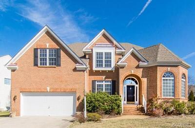 Henrico County Single Family Home For Sale: 5236 Cobblers Stone Court
