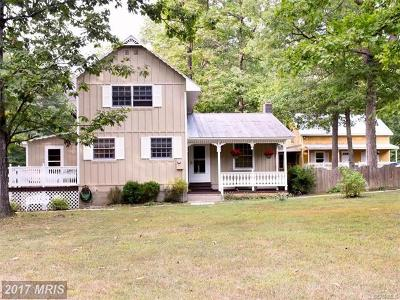 Louisa Single Family Home For Sale: 200 Kellam Drive