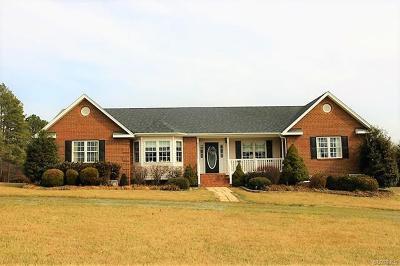 Glen Allen Single Family Home For Sale: 13300 Greenwood Road