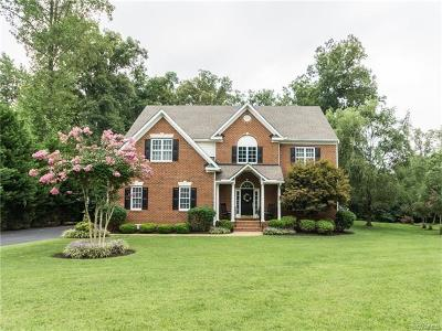 Hanover Single Family Home For Sale: 7206 Trench Trail