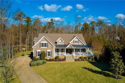 Midlothian Single Family Home For Sale: 4418 Chatwell Road