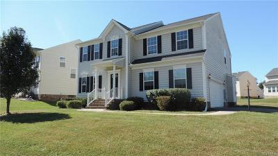 Chesterfield VA Single Family Home For Sale: $349,000