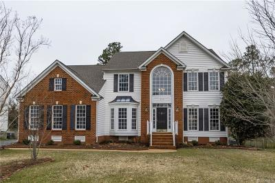 Henrico Single Family Home For Sale: 5520 Bosworth Place