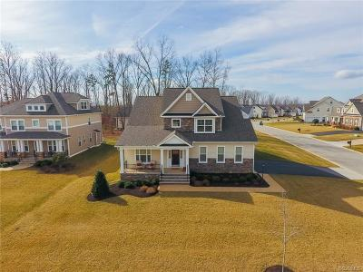 Midlothian Single Family Home For Sale: 1372 Miners Trail Road