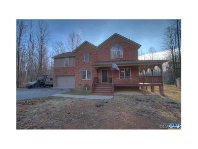 Goochland Single Family Home For Sale: 5319 Woodstone Court