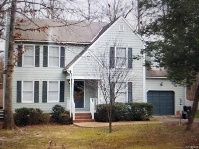 Midlothian Single Family Home For Sale: 5411 Pleasant Grove Lane