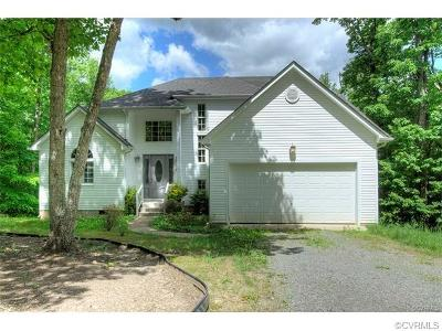 Goochland Single Family Home For Sale: 5326 Woodstone Court