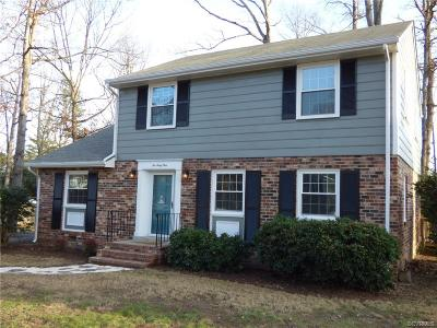 Midlothian Single Family Home For Sale: 1041 Warminster Drive