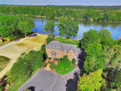 Chesterfield County Single Family Home For Sale: 4101 Old Gun Road