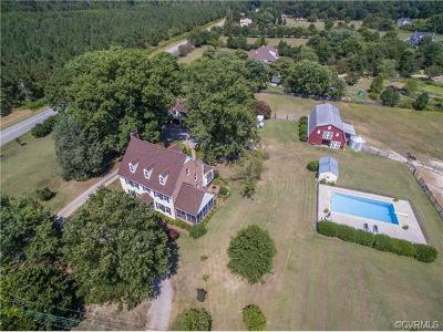 Chester Single Family Home For Sale: 15101 Branders Bridge Road