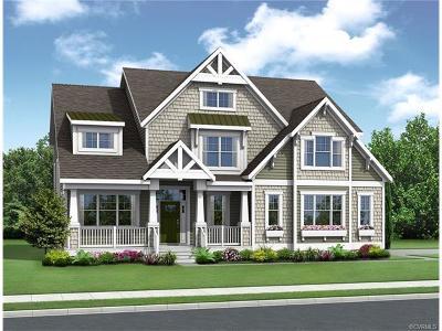 Midlothian Single Family Home For Sale: 15807 Garston Lane