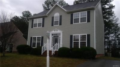 Henrico Single Family Home For Sale: 2628 Piney Ridge Drive
