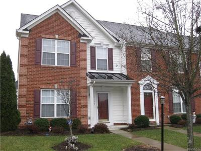 Henrico Condo/Townhouse For Sale: 4106 Pale Moon Court #4106