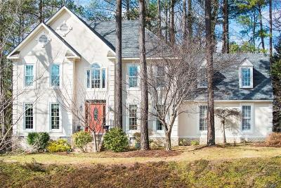 Henrico Single Family Home For Sale: 12600 Wilde Lake Drive