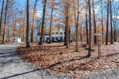 Hanover County Single Family Home For Sale: 12172 Perrin Mill Estates Lane