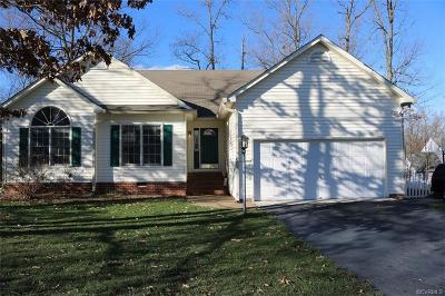 Chesterfield County Single Family Home For Sale: 13907 Kentwood Forest Drive