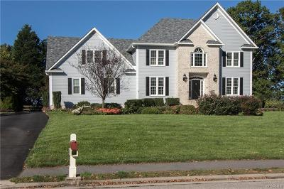 Chesterfield County Single Family Home For Sale: 9009 Royal Birkdale Drive